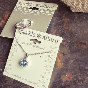 Sparkle Allure Silver Bundle